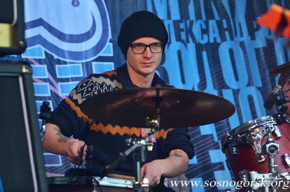 Перспективный барабанщик-Нашиванко