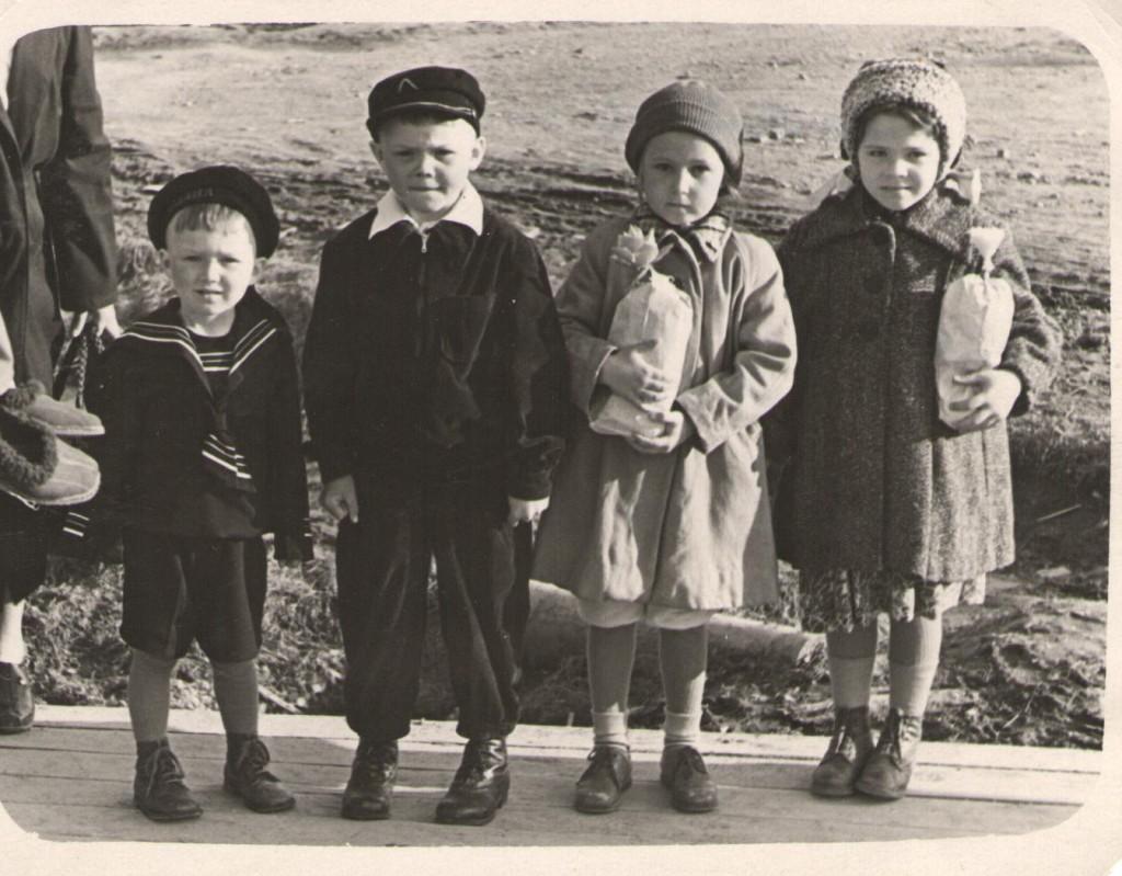 1958 год. Подарки в честь Первомая.